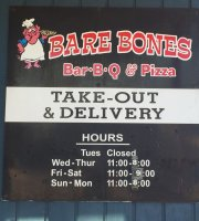 Bare Bones Barbq & Pizza LLC