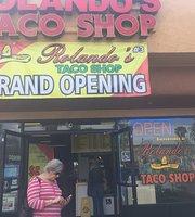 Rolando's Taco Shop