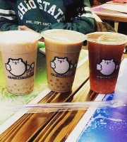 Boba Bubble Tea And Coffee