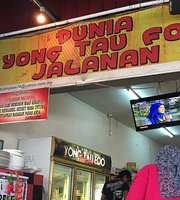 Dunia Yong Tau Foo Jalanan