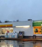 Subway At Galesburg Shell