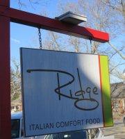 The Ridge Restaurant & Pizza