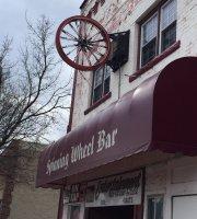Spinning Wheel Bar