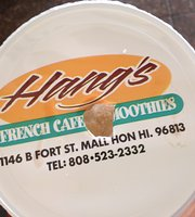 Hang's French Cafe & Smoothie