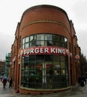 Burger King - Queen Square