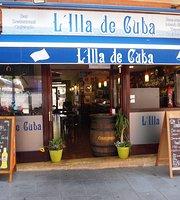 Restaurante L'illa de cuba