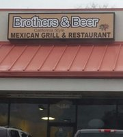 Brothers & Beer Mexican Restaurant California Style