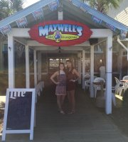 """Maxwell""""s BBQ and Bluegrass"""