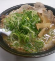 Chinese Noodle Mampuku Kyoto Ekimae