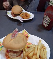 Johnny Rockets Nelson Mandela Marg