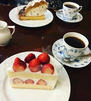 Tsubakiya Coffee ten Ikebukuro Saryo