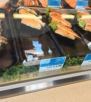Vishandel lekkers
