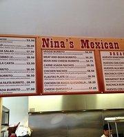 Nina's Mexican Food