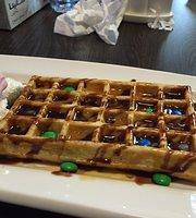 Waffle House Cafe Restaurant