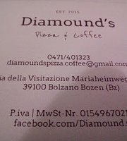 Diamound's Pizza & Coffee