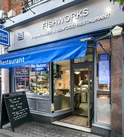 ‪FishWorks - Marylebone‬