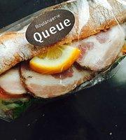 Boulangerie Queue