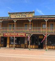 T Miller's Tombstone Mercantile & Hotel