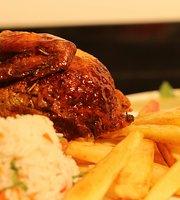 Bacon Steak and Chicken