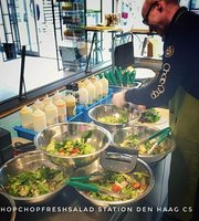 Chop Chop Salad Take Away
