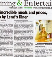 Lenzi's Diner
