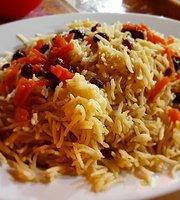 Afghan Khorasan Kabab