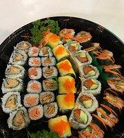 Aurora sushi Chinese buffet & sport bar