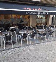 Cafe Literario Ágora