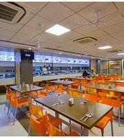 Food Court At Hotel Shri Ram Empire