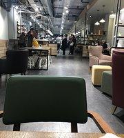 Caffe Ritazza Euston Station