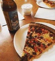 American Pizza Slice Bold Street