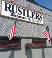 ‪Rustlers Restaurant and Saloon‬