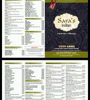 ‪Sara's Indian Restaurant and Takeaway‬