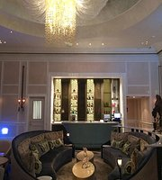 The Jade Lounge at Mandarin Oriental Taipei
