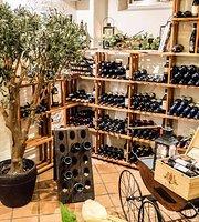 Tappo Winebar, Restaurant & shop