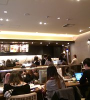 Tully's Coffee, Omotesando Hills