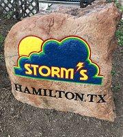 Storm's Hamburgers