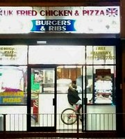 Uk Fried Chicken & Pizza