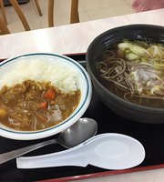 Sunagawa Service Area Nobori Snack Corner