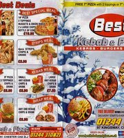 Best Kebab & Pizza