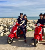 Vespa, Scooter & Moped Tours