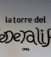 La Torre del Generalife.