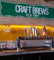 Craft Brews On 30th Street