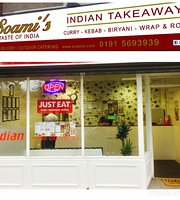 ‪Soami's Taste of India .(TAKEAWAY)‬