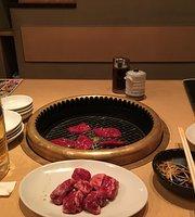 Grilled Beef Omonitei Saginomiya