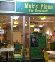 Mak's Place The Hawkerant