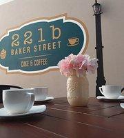 221b Baker Street Cake & Coffee
