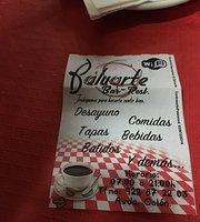 Bar Restaurante Baluarte