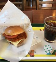 Mos Burger Yachimata