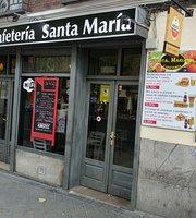 Bar - Cafeteria Santa Maria